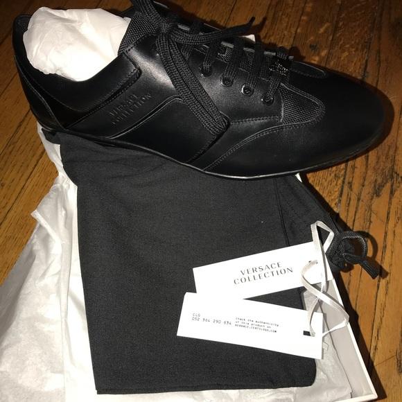 versace collection men's shoes off 51
